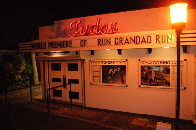Run Grandad Run World Premiere